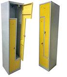 Металлический шкаф для одежды, фото 2