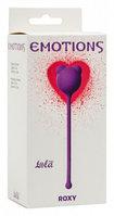 Вагинальныешарики Emotions Roxy Purple 4002-01Lola