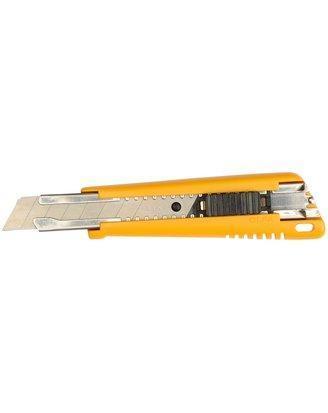 Нож OLFA с выдвижным лезвием, с автофиксатором, 18мм, фото 2