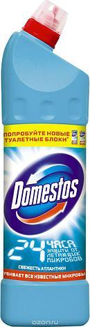 Чистящее средство для унитаза Domestos, 1 литр, фото 2