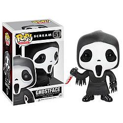 "Funko POP! Movies ""Крик"" Виниловая Фигурка Ghost Face"