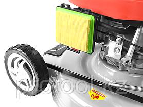 Газонокосилка бензиновая, ЗУБР ГКБ-510СТ, самоходная, 510 мм, 139 см3, 2.6кВт, 5 ступеней кошения (25-75мм), фото 3
