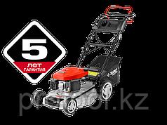 Газонокосилка бензиновая, ЗУБР ГКБ-510СТ, самоходная, 510 мм, 139 см3, 2.6кВт, 5 ступеней кошения (25-75мм)