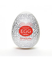 TENGA&Keith Haring Egg Мастурбатор яйцо Party