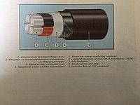 Кабель силовой АПвБШп-1кв 4*25
