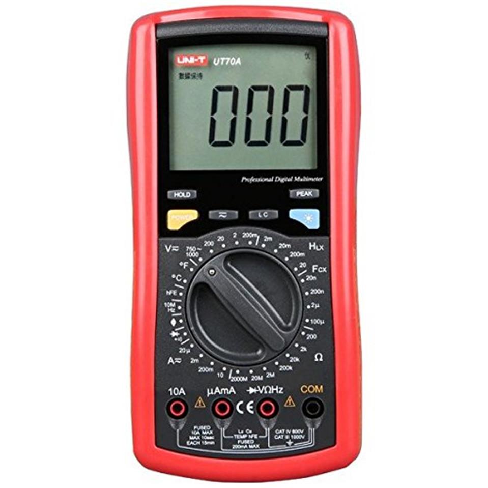 UT70A UNI-T Мультиметр цифровой