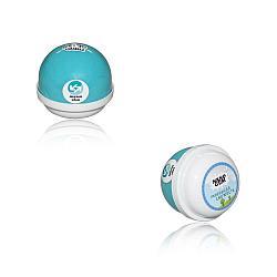 Жвачка для рук NanoGum - Серебристо-Голубой (меняет цвет), 25 гр.