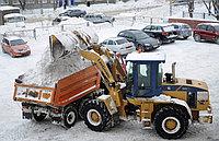 Уборка, погрузка и вывоз снега - Клиенты 3 категории - ГУ Образования и Здравоохранения, без НДС