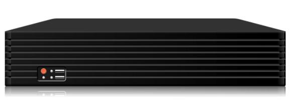 64 канальный сетевой IP NVR видеорегистратор, разрешение до 4К, H.264/H.265 MSC MSNVR3664L