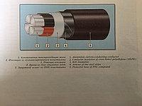 Кабель силовой АПвБШп-1кв 4*150