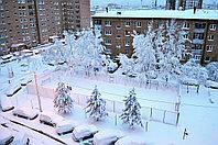 Уборка, погрузка и вывоз снега - Клиенты 5 категории - Многоэтажные Жилые Комплексы (МЖК), с НДС