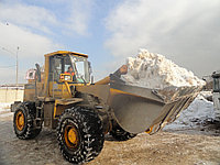 Уборка, погрузка и вывоз снега - Клиенты 4 категории - Гипермаркеты, Промышленные объекты, Логис.центры, с НДС