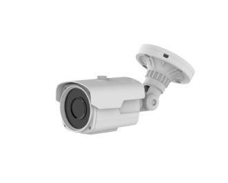 Всепогодная IP камера, ручной зум объектив 2.8-12 мм CMOS-датчик, IR 60m, Н264/H.265