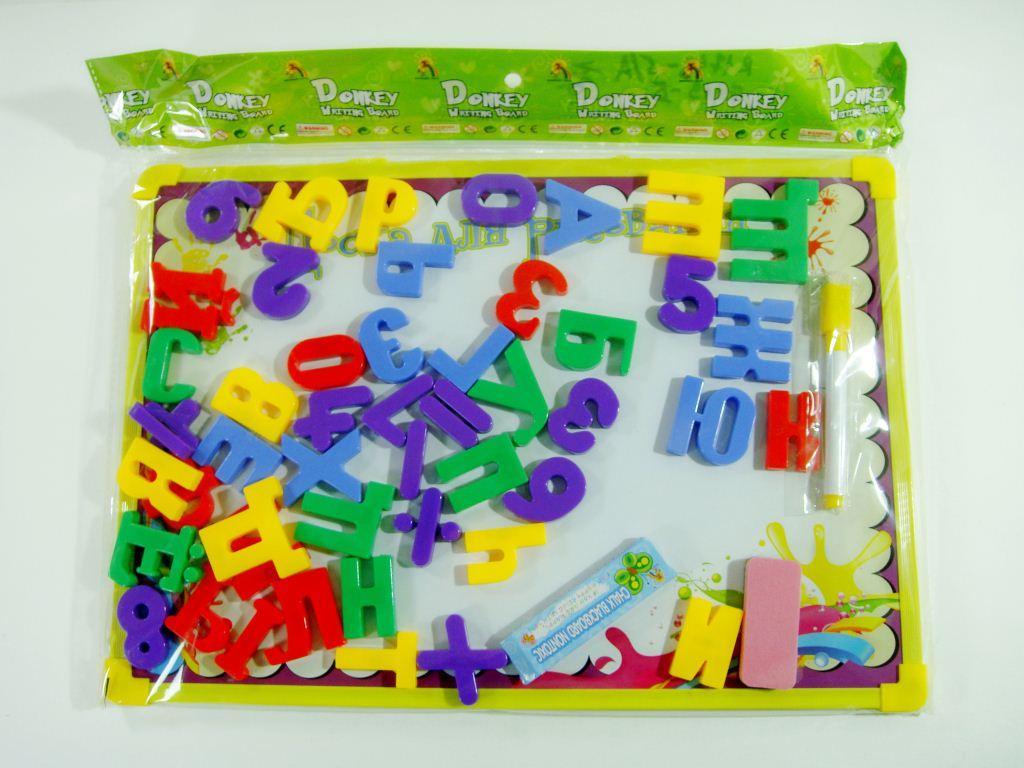 Доска с буквами