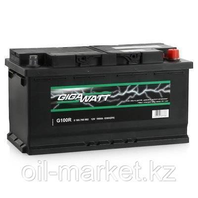Аккумулятор Gigawatt 100 A/h, фото 2