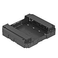 Коробка (рамка) MT45V0 для лючков и кассетных рамок номинального размера 9/R9 (полиамид, черный) MT45V 0, фото 1