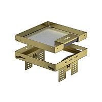 Кассетная рамка RKSN2 UZD3 номинальный размер 4, 200x200 мм (напольный люк, латунь) RKSN2 UZD3 4MS20, фото 1