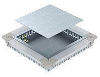 OBO Bettermann Монтажное основание для Системы 55 367x367x55 мм (сталь), фото 1