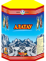 "Батарея салютов ""Алатау""  37 залпов"