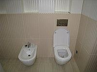 Установка сантехнических приборов и оборудования.