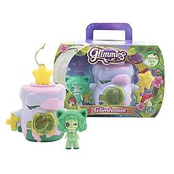 Glimmies Игровой набор - Глимхаус со светящейся куклой Волпесса (свет)