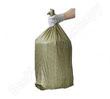 Полипропиленовый мешок для строительного мусора STAYER MASTER зеленый 95х55 см 70л 40 кг 10шт 39158-95