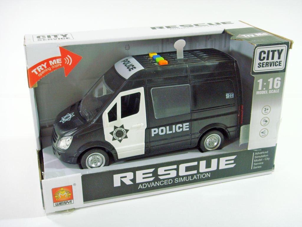 Минивен Полиция