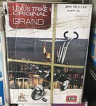 Велосипед Lexus Trike Grand original 2014 Сатурн