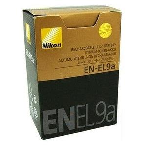 Аккумулятор Nikon EN-EL9A, фото 2