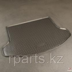 Коврик для багажника Renault Duster 2011-2014.