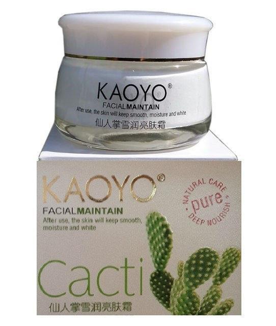 Увлажняющий крем Kaoyo, кактус (60 g)