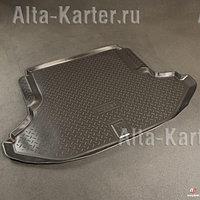 Коврик для багажника Subaru Legacy V седан 2010-2014