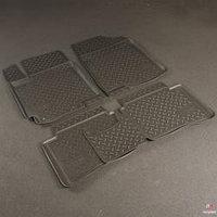 Коврики для салона Subaru Forester IV 2012-2014