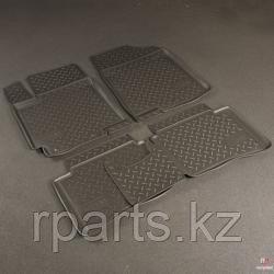 Коврики для салона Subaru Impreza III, IV седан, хэтчбек 2007-2014
