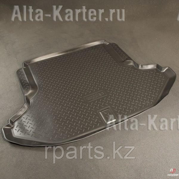 Коврик для багажника Subaru Impreza III, IV седан, хэтчбек 2007-2014