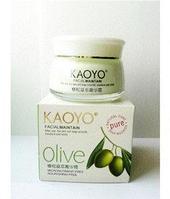 Увлажняющий крем Kaoyo, с экстрактом оливок (60g)