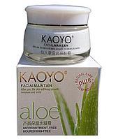 Увлажняющий крем Kaoyo, алоэ (60g)