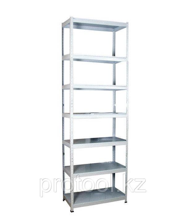 Стеллаж металлический МС-750 2200*300*1000 (7 полок)