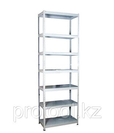 Стеллаж металлический МС-750 2200*300*1000 (7 полок), фото 2