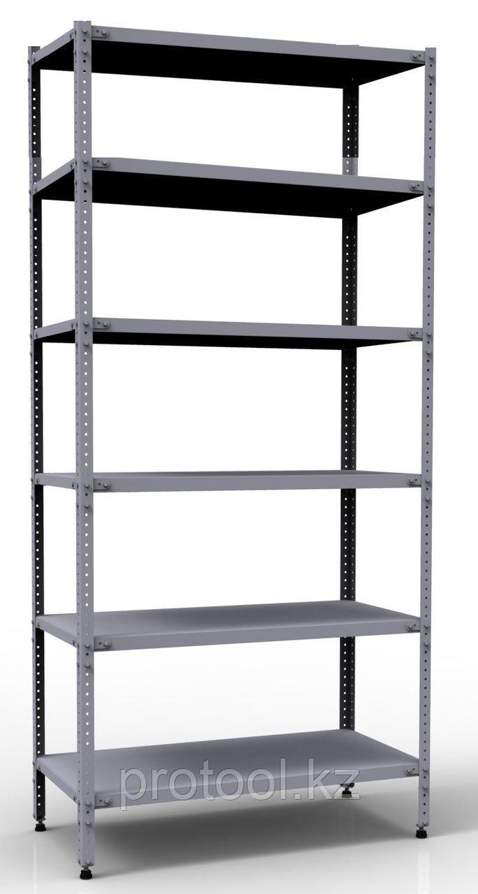 Стеллаж металлический МС-750 2200*700*1000 (6 полок)