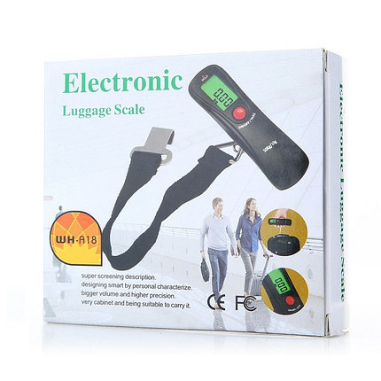 Электронные весы Protech Travel WH-A18, фото 2