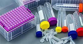 Лабораторная посуда и пластик