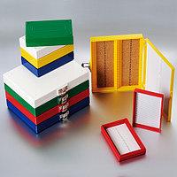 Боксы для хранения предметных стекол