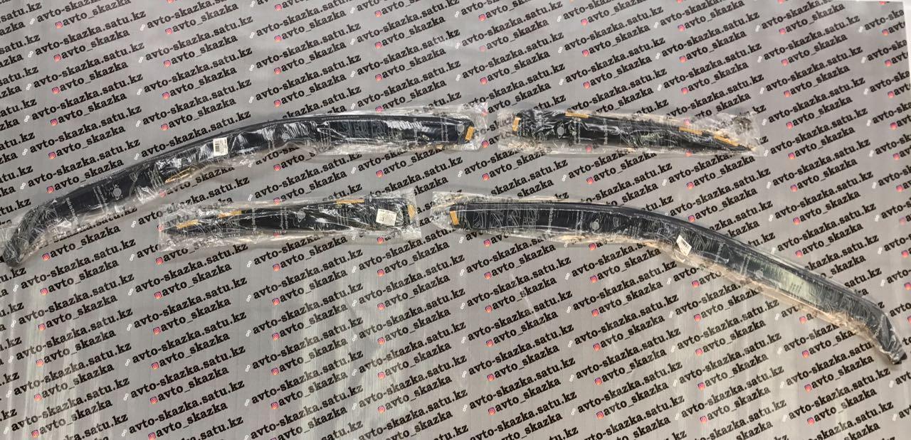 Ветровики на TOYOTA CAMRY 30(35)(2001-2006)