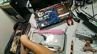 Замена клавиатуры на ноутбуке Acer v3-771. 4
