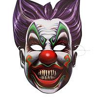 """Маска карнавальная """"Клоун"""", фото 1"""