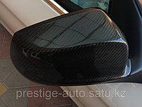 Накладки на зеркала CARBON BMW F10 5 series