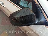 Накладки на зеркала CARBON BMW F10 5 series, фото 2