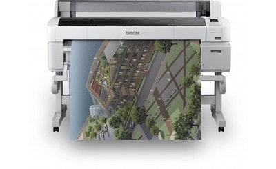 Плоттер Epson SC-T7000, C11CC17001A0