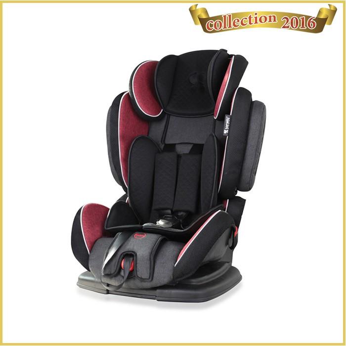 Автокресло Lorelli Magic Premium 9-36 кг Красный / Red 1638